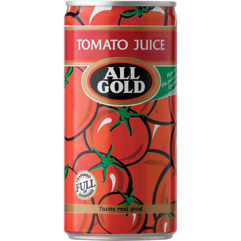 All Gold Tomato Juice 200ml