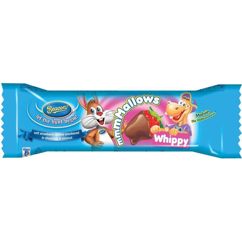 Beacon Whippy Strawberry 41g