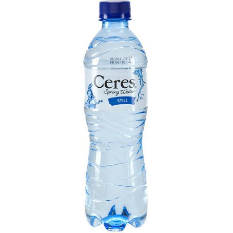 Ceres Spring Water Still 500ml