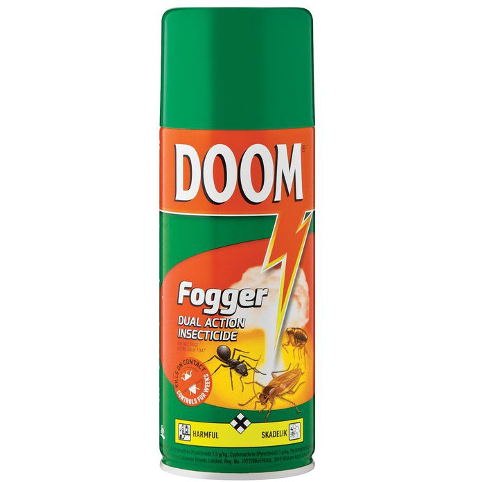 Doom Dual Action Fogger New 350ml
