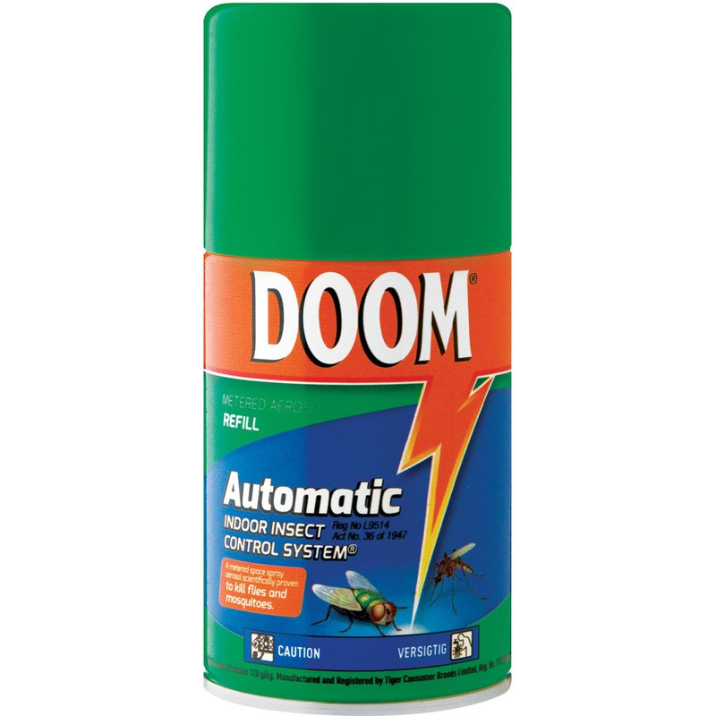 Doom Automatic Refill 240ml