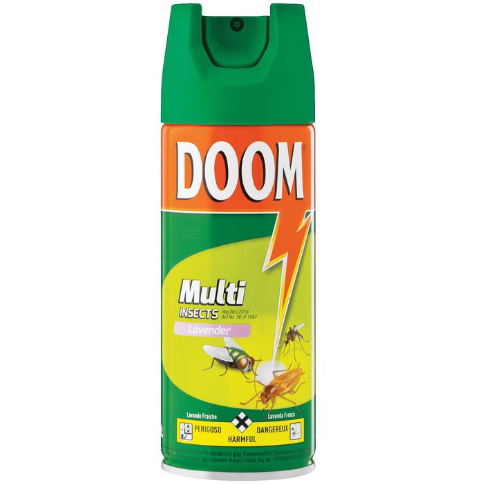Doom Lavender 180ml