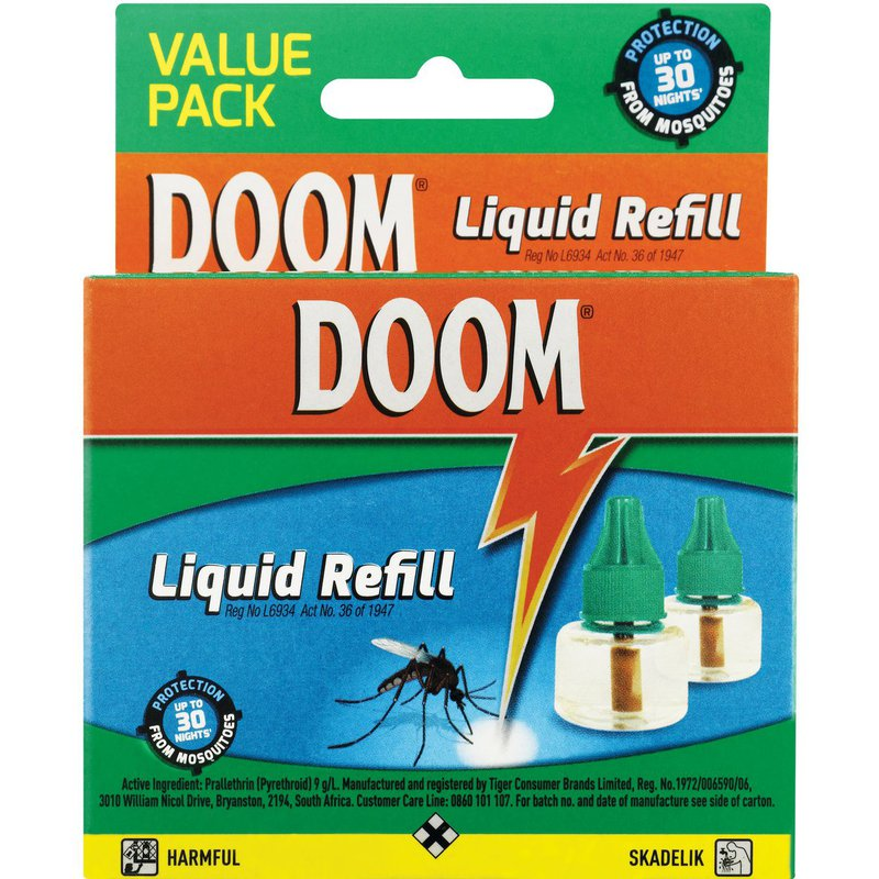 Doom Twin Liquid Refill 35ml