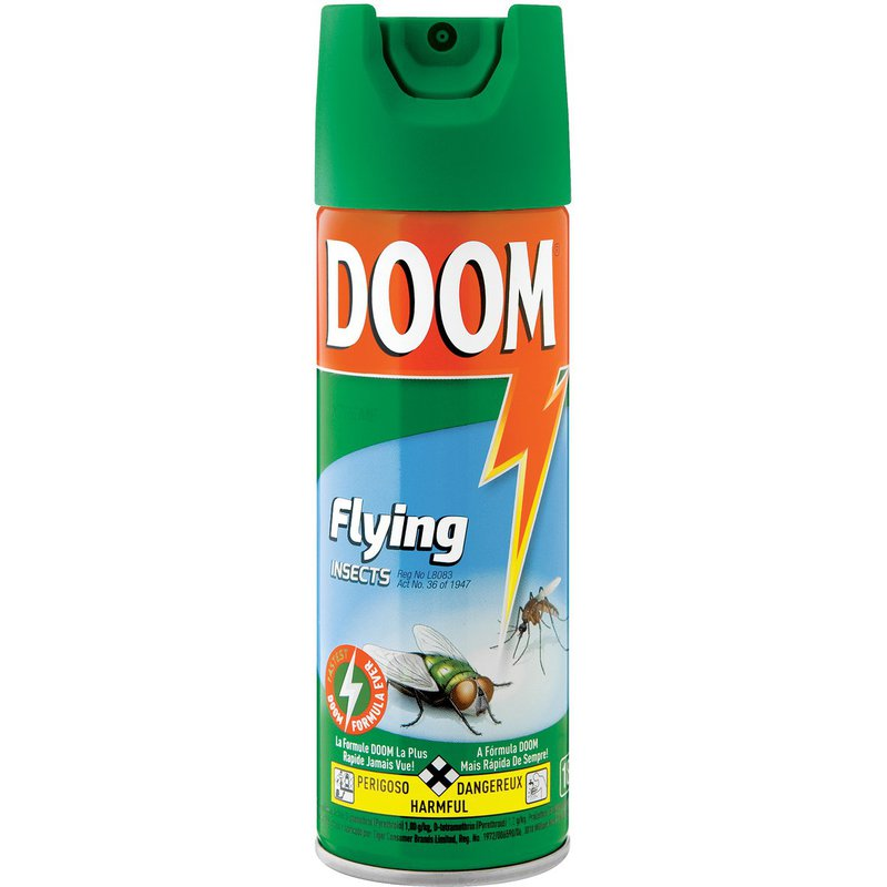 Doom X-treme Flying Insects 180ml
