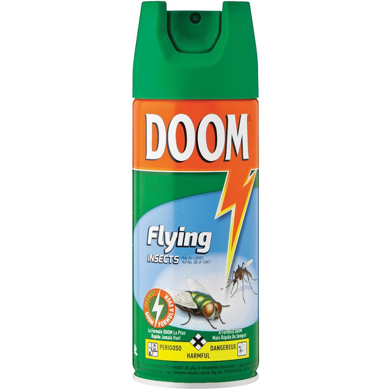 Doom X-treme Flying Insects 300ml