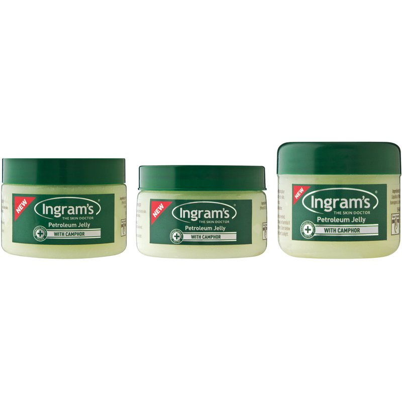Ingrams Petroleum Jelly With Camphor 50ml