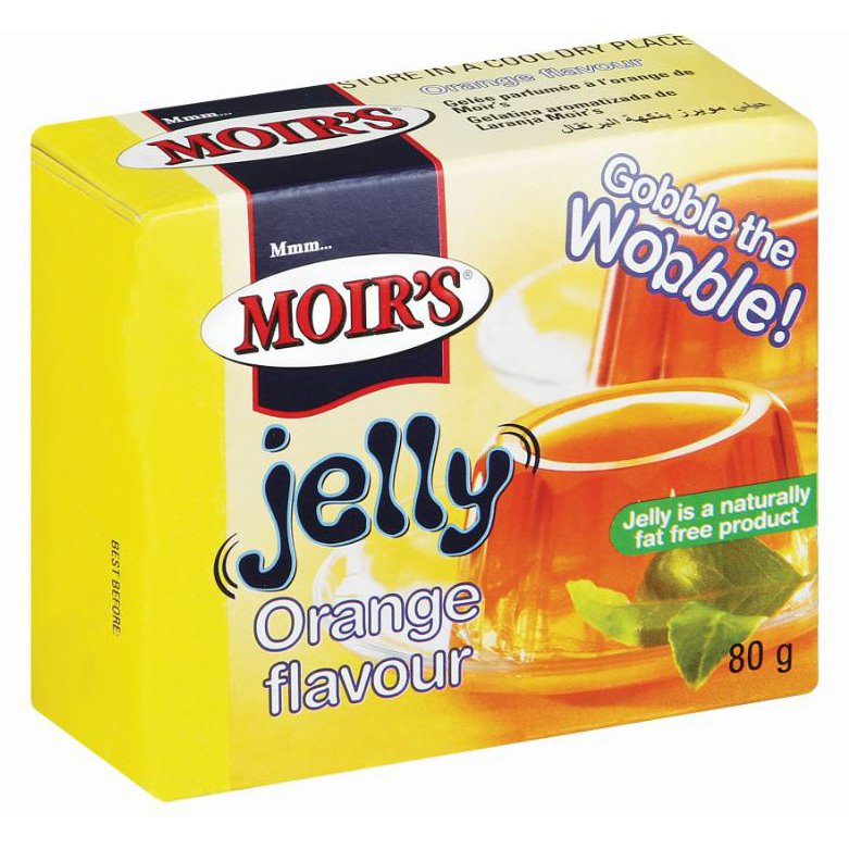 Image result for Moirs Jelly Orange