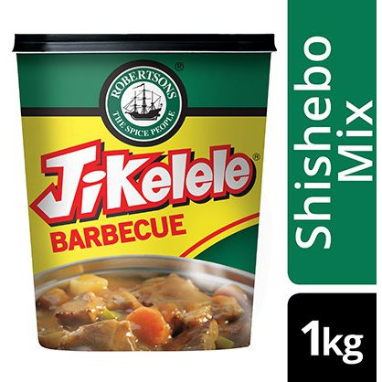 Robertsons Jikele Barbeque Sauce 1Kg